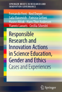 Responsible Research and Innovation Actions in Science Education: Gender and Ethics Cases and Experiences