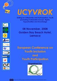 European Conference on Youth Inclusion and Youth Participation